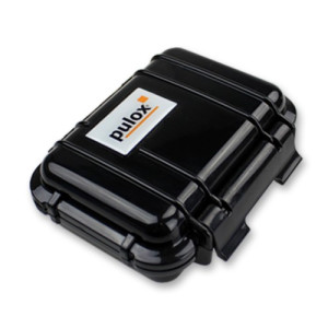 PULOX GeoCaching Schutzkoffer Outdoor-Hardcase Box Case...