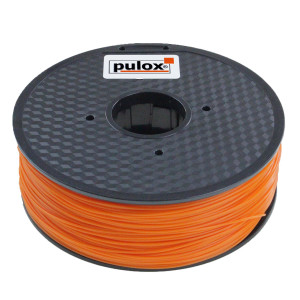 Pulox 3D Drucker ABS Filament Rolle 1kg 1.75mm Orange