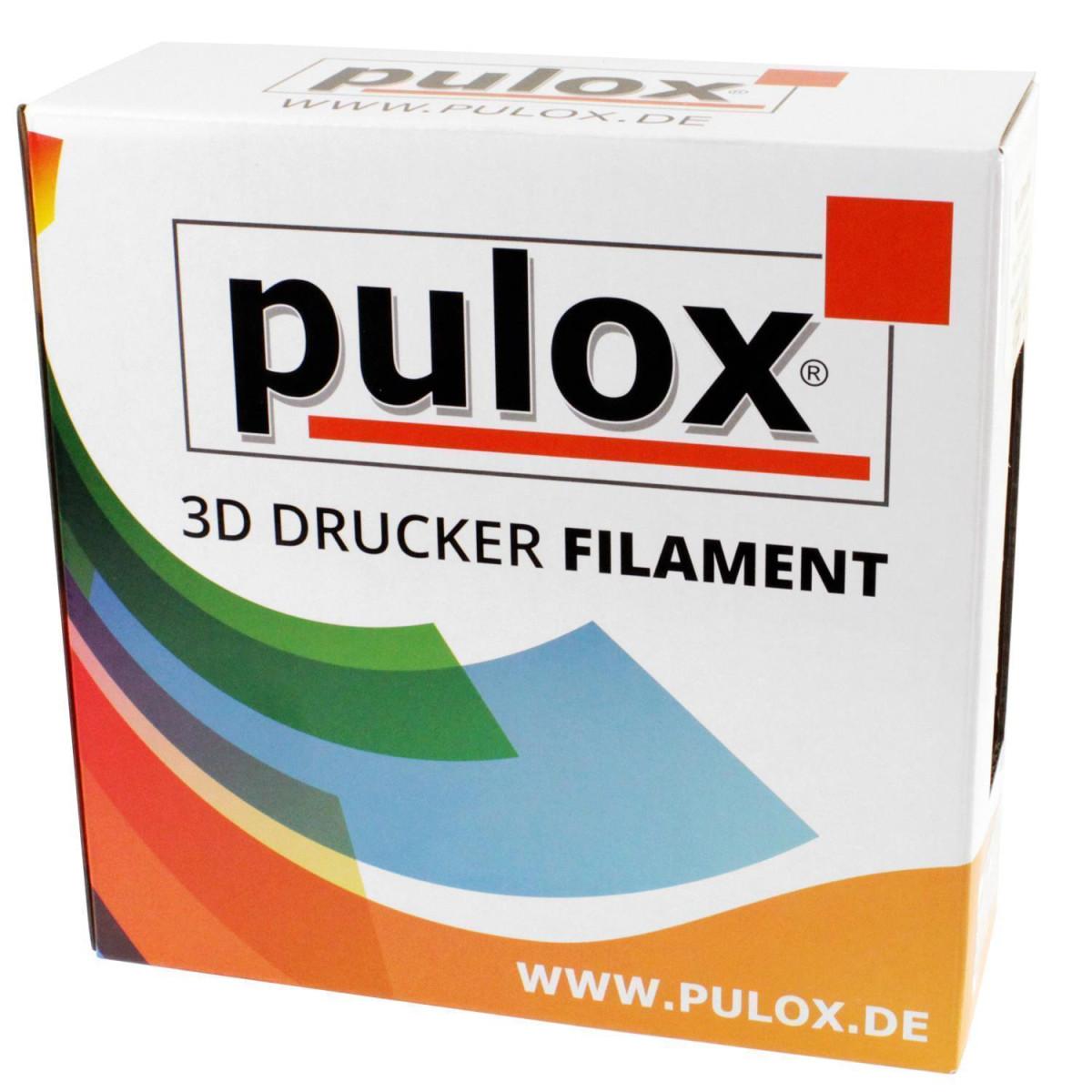 pulox 3d drucker abs filament rolle 1kg gr n pulsoximeter vo. Black Bedroom Furniture Sets. Home Design Ideas