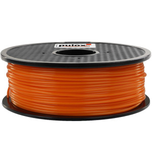 Pulox 3D Drucker PLA Filament Rolle 1kg 3.00mm Orange