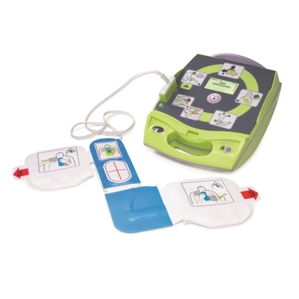 ZOLL AED Plus Vollautomat Defibrillator