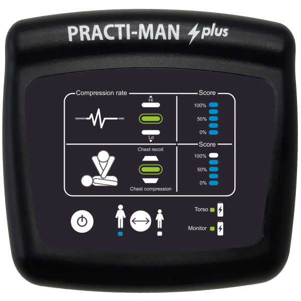 Trainingspuppe Practi-Man Plus Trainings Solutions