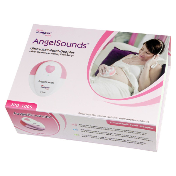 ANGELSOUNDS JPD-100S Fetal Doppler